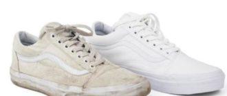 При появлении на обуви мелких загрязнений, можно от них сразу же избавиться с помощью влажной ткани