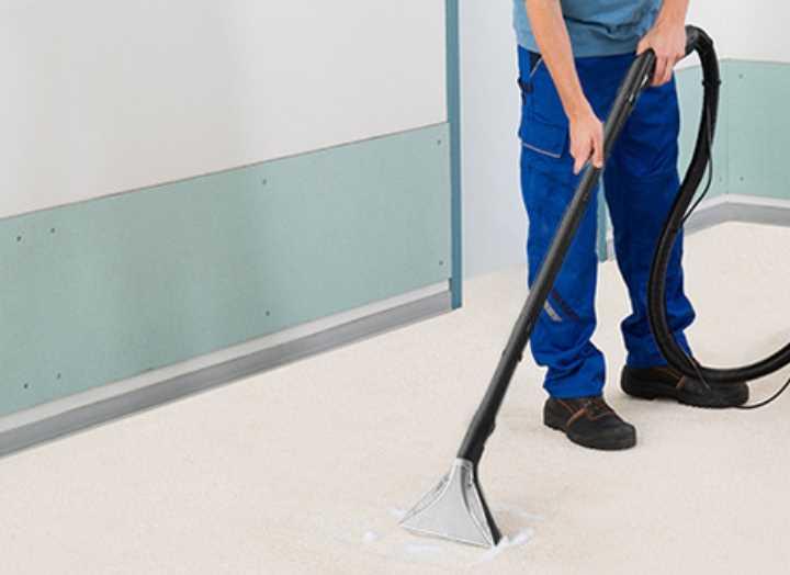 Лучше всего делать сухую уборку каждый день