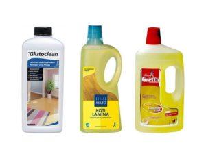 Вода для мытья напольного покрытия из ламината ни в коем случае не должна быть горячей;