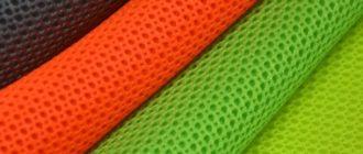 Синтетические - при производстве применяют искусственные нити