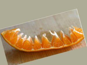 5 способов быстро почистить апельсин