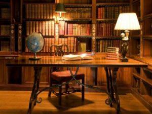 - если книги несут для вас особую ценность, то следует надеть на них обложки;