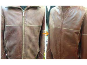Куртку нужно оставить сохнуть, а затем повесить на плечики.