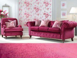 Ткань велюр для мебели - мебельная ткань плюсы и минусы