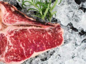 Как долго можно хранить замороженное мясо
