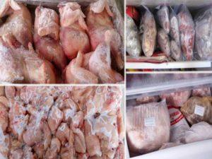 Температура хранения мяса в морозилке