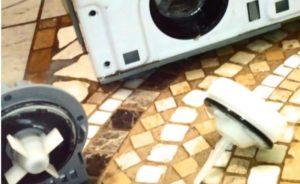 Как почистить сливной насос стиральной машины