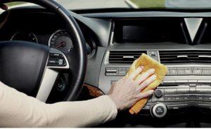 Как использовать крахмал для уборки в салоне автомобиля