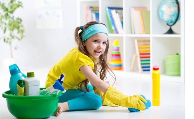 делать в детской выставку игрушек не нужно