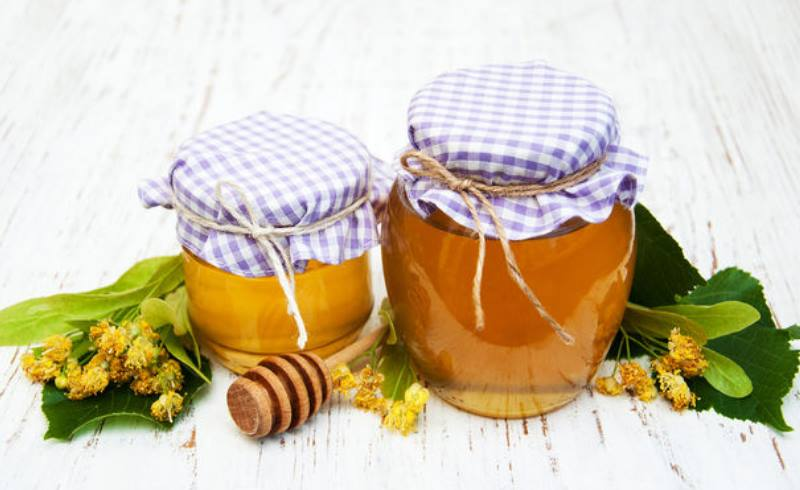 Мёд, например, способен справиться с простудными явлениями
