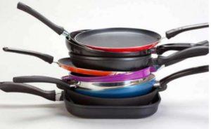 Как без химии очистить сковороду от нагара и жира до блеска