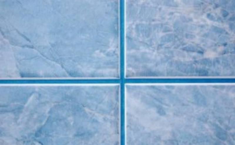Как легко почистить межплиточные швы в ванной комнате
